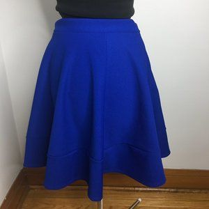 The Vintage Shop - Cobalt Blue Skirt - Large